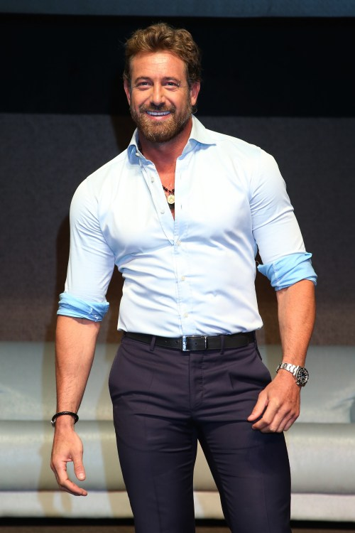 Gabriel Soto papás sexys