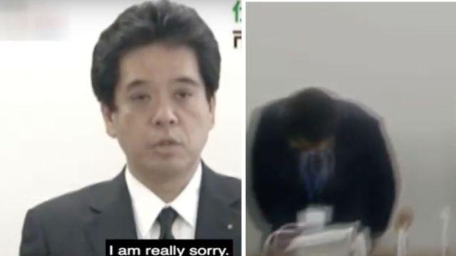 video-godinez-pide-perdon-salirse-minutos-antes