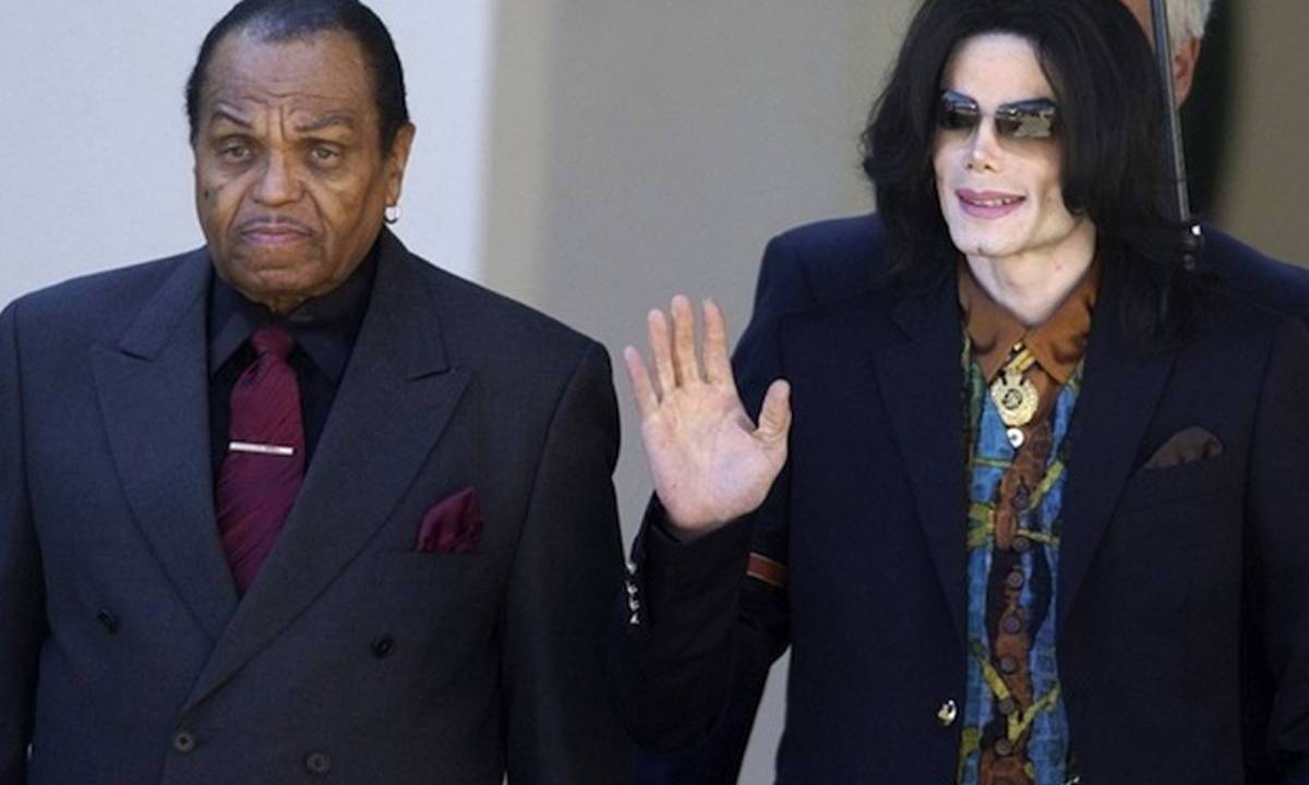 Muere papá Michael Jackson Joe Jackson