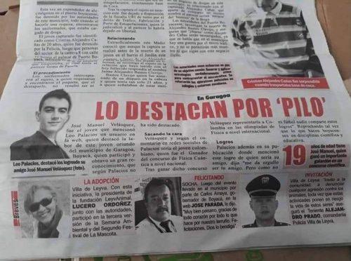 Periodico Cae En Fake News Nino Polla