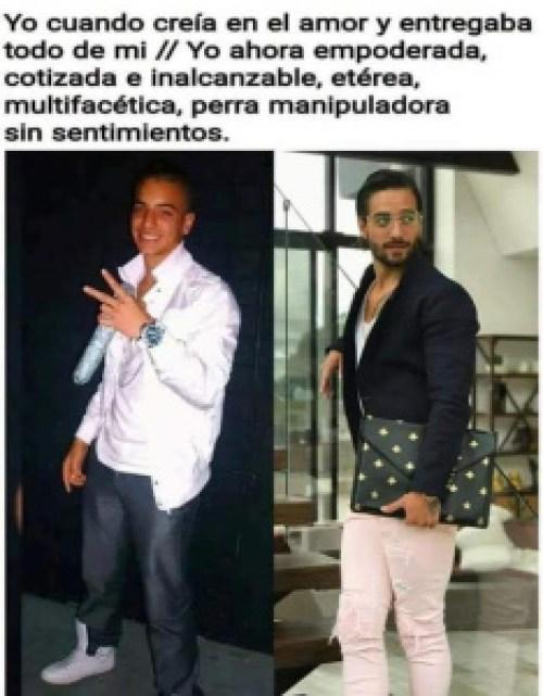 memes maluma gay