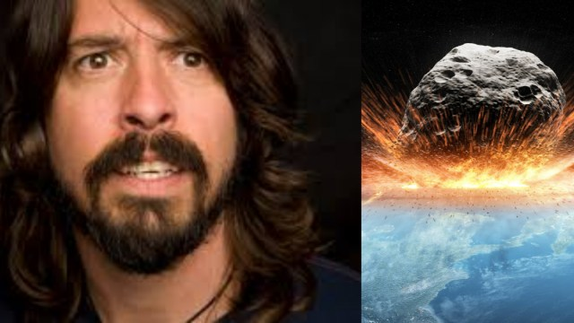 Meteorito Concierto Foo Fighters, Pink Pop, Foo Fighters, Asteroides, Meteoritos, Países Bajos