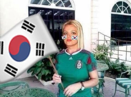 Mexico Corea Memes