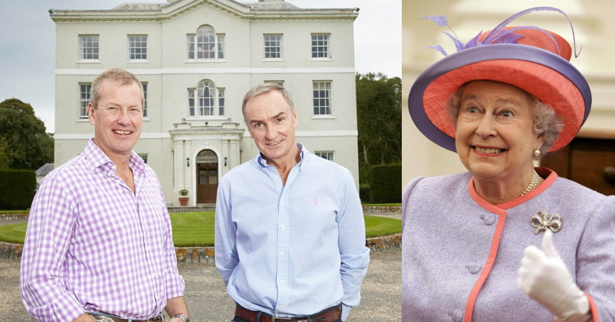 Primo Reina Isabel II, Familia Real Britanica, Lord Ivar Mountbatten, Boda Gay, Matrimonio Gay, Realeza