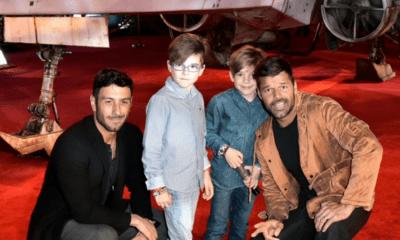 Ricky Martin, Hijos, Gay, Familia, Matteo, Valentino
