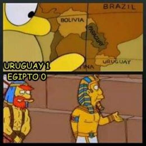 Memes Los Simpson En el Mundial