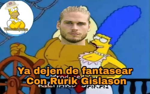 Memes de los Simpson en el mundial