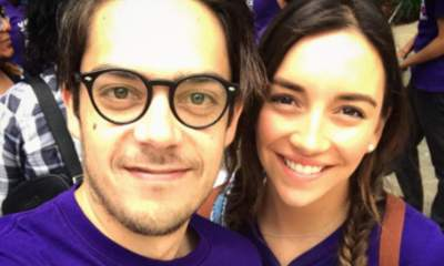 Regina Blandón Roberto Flores no duraron ni un año casados