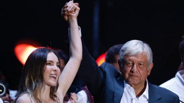 Belinda viola la ley es Española Ley Electoral