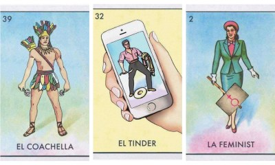 Lotería Redes Sociales Facebook Juego Millennials
