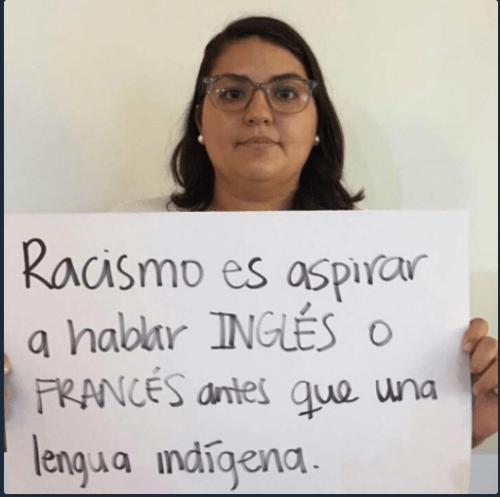 Racismo es
