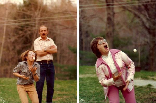 Fotos familiares bien raras y/o perturbadoras