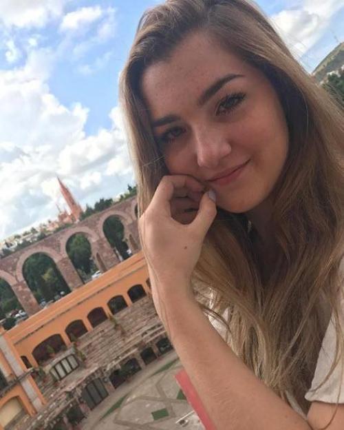 La hija de Alicia Villarreal idéntica a su mamá