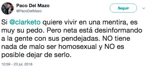 Pedro Sola responde a Mauricio Clark