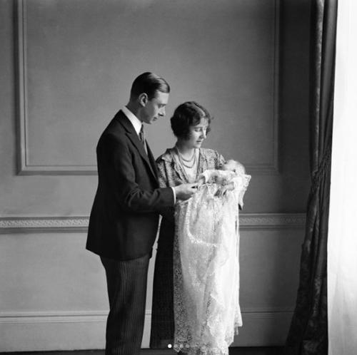 Bautizo del principe Louis Familia Real