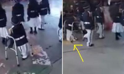 video-viral-nino-discapacitado-escolta-escuela-guerrero