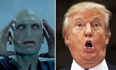 J.K Rowling creadora Harry Potter burla Trump Twitter