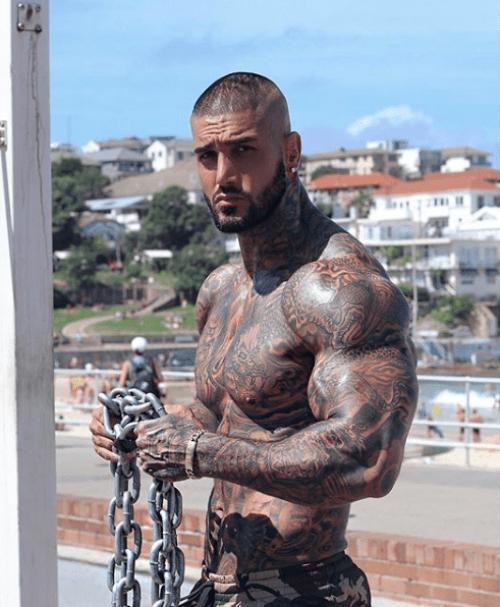 Yaki Boy Tatuajes