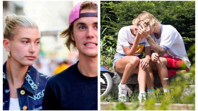 Justin Bieber y Haeiley Baldwin Boda Lloró