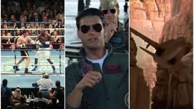 Películas Nevada Rocky Filmada Grabada Desierto