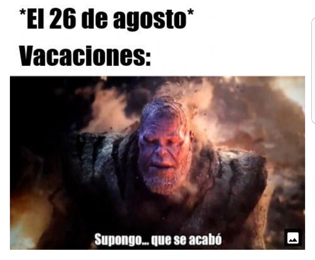 Memes del regreso a clases 2019