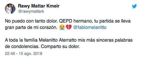 Así reaccionaron los integrantes de UFF a la muerte de Fabio