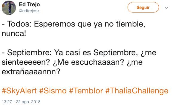 Memes 'tikitikití' para hacer el #ThaliaChallenge