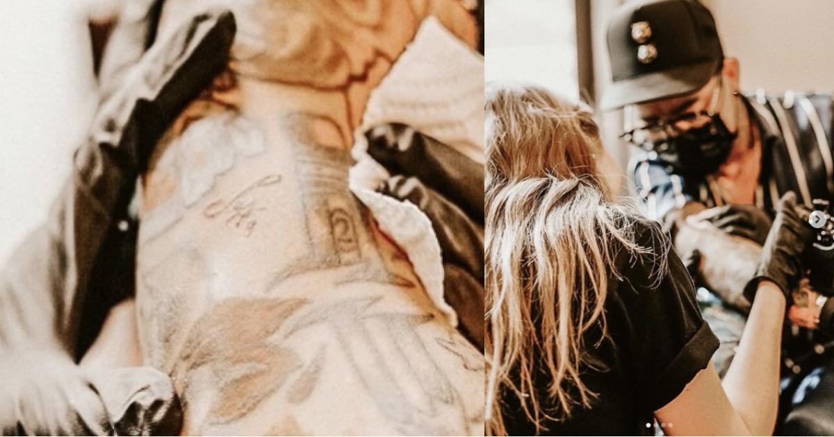 Hijas de Peña explican cuánto costaron los tatuajes