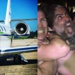 Alejandro Fernandez Borracho Avión, Alejandro Fernandez Borracho, Avión, Aeroméxico, Panico, Potrillo