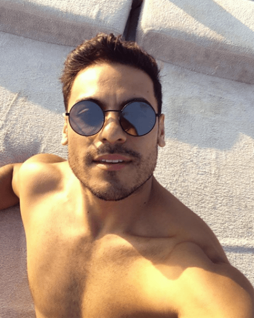 Carlos Rivera Instagram
