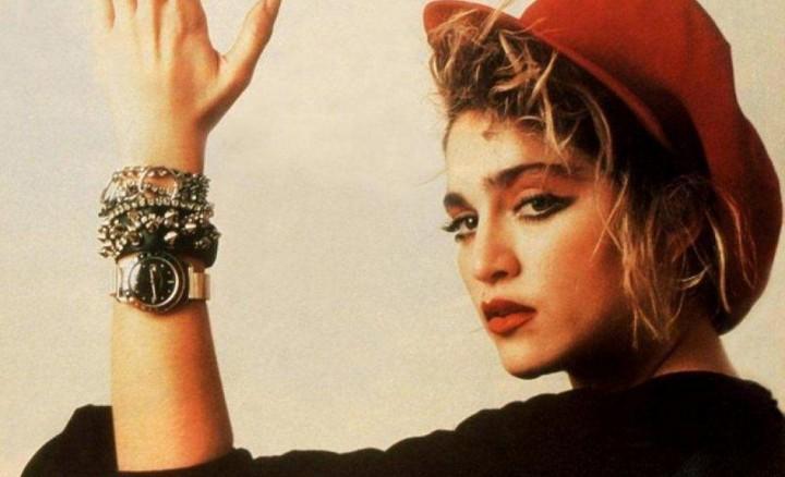 Madonna Cumpleaños Galeria joven Celebrarla Fotos