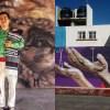 Joel Merino López Artista Triqui, Joel Merino López, Artista Triqui, Triquis, Oaxaca, Queretaro