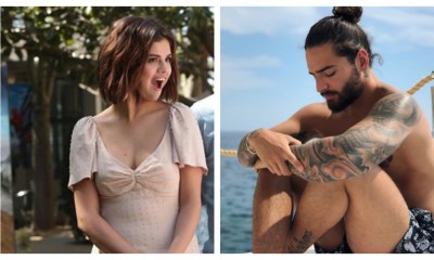 Selena Gomez le hace el feo a Maluma Ozuna