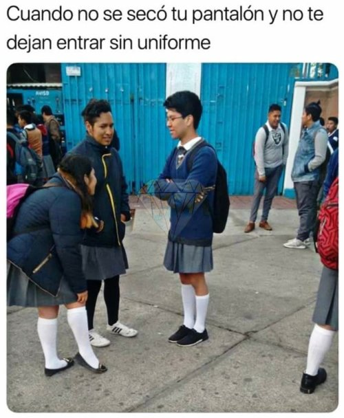 Memes regreso a clases