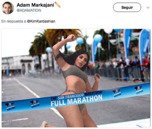 Memes tennis Kim Kardashian
