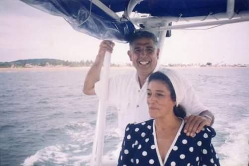 Muere la esposa de Ruben Aguirre