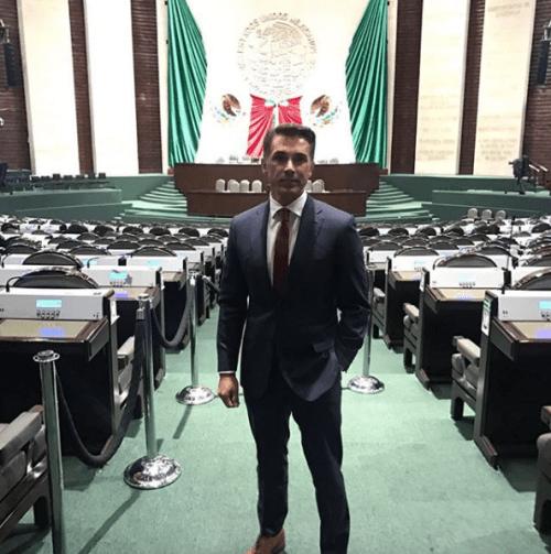 Sergio mayer cobrará menos como diputado