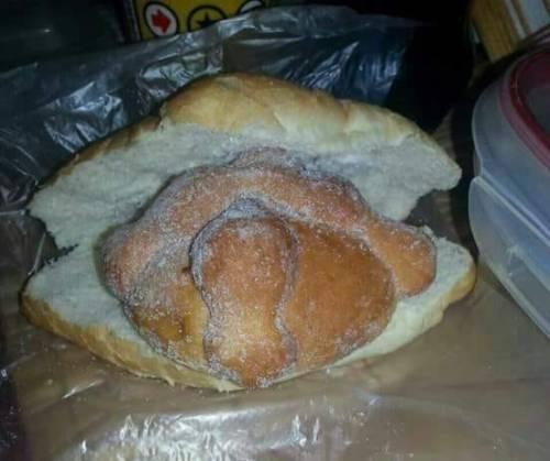 torta de pan de muerto