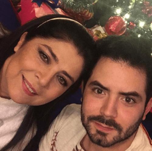 Victoria Ruffo con Jose Eduardo Derbez