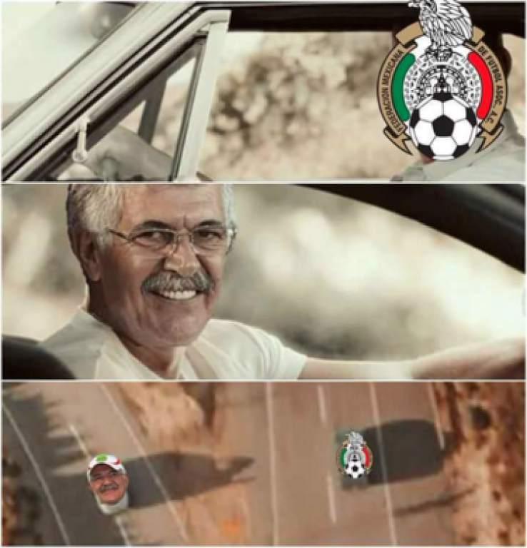 Memes de ALTURA para olvidar la derrota de México contra EUA