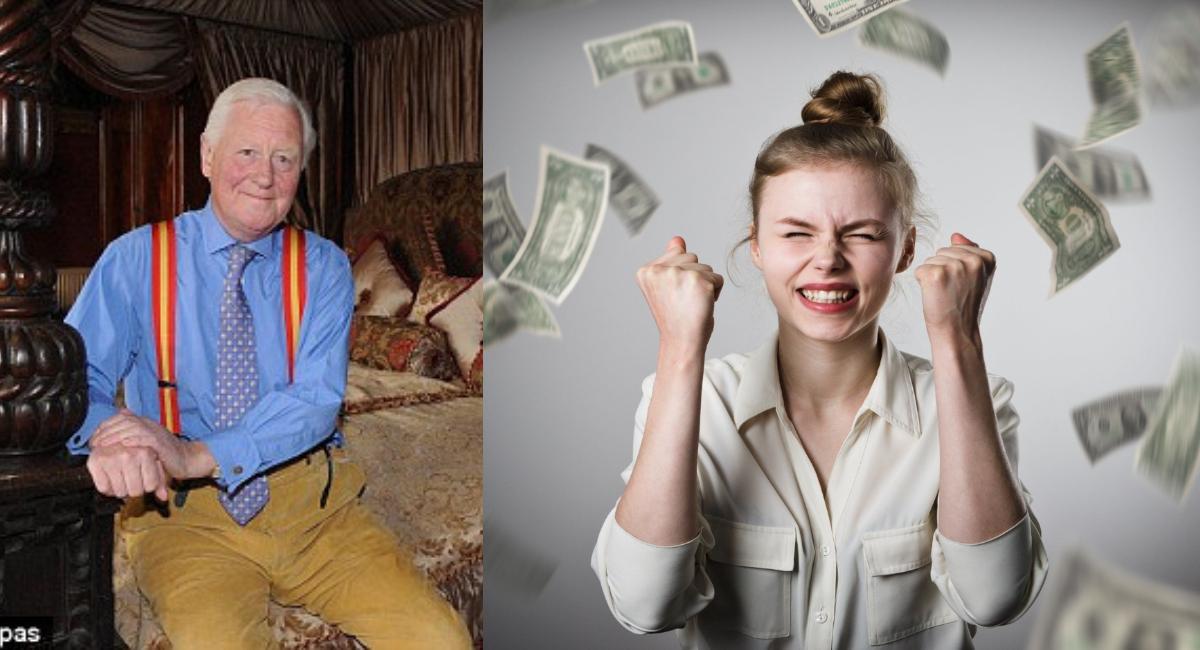 Millonario busca a una mujer joven para dejarle su fortuna