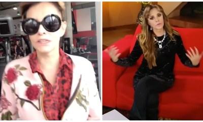 Lucía Méndez Video Instagram Ejercicio Gimnasio Burlaron