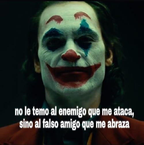 12 Memes Del Joker De Joaquin Phoenix Erizos