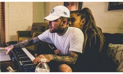 Ariana Grande Reacciona Muerte de Mac Miller