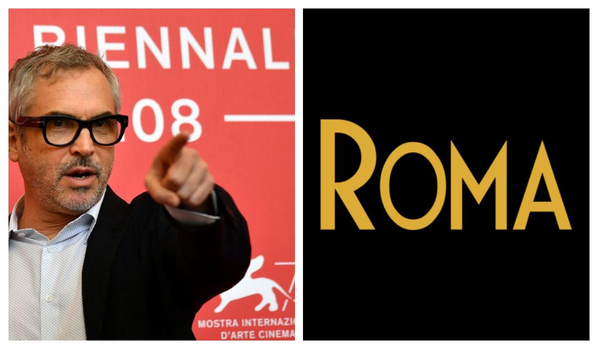 Roma Alfonso Cuaron Representará México Oscar