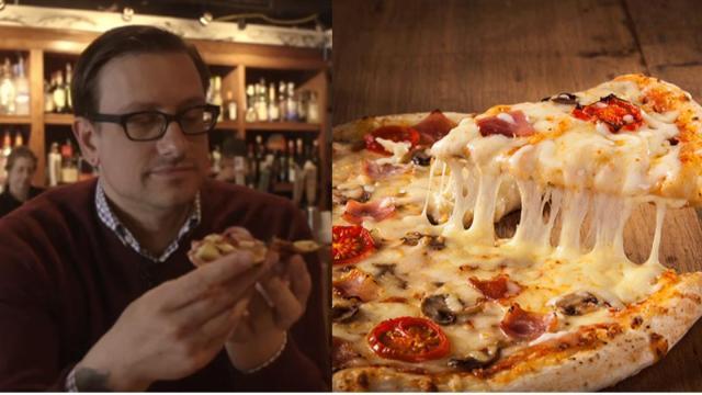 Dan Janssen: lleva 25 años comiendo solamente pizza