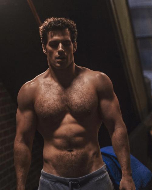Henry Cavill deja superman