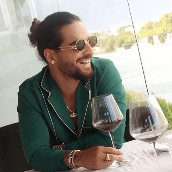 Maluma es declarado el hombre más sexy de 2018