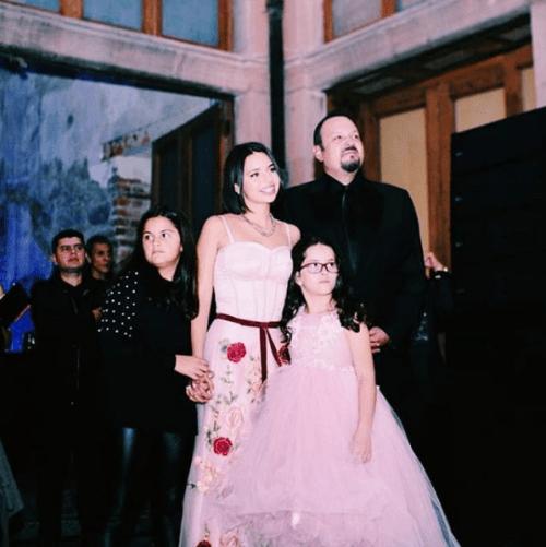 Fiesta 15 años hija de Pepe Aguilar