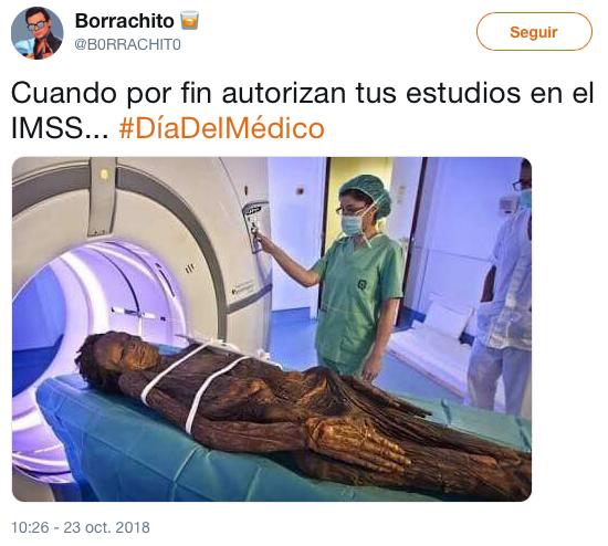 Los mejores Memes por el Día del Médico